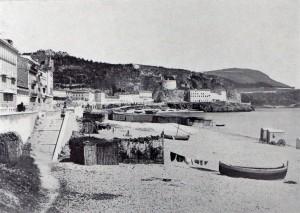 Quai du midi en 1865