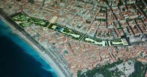 Projet Trame verte de Nice