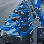 retour des vélos bleus