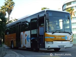 Irisbus Crossway des RCA aux nouvelles couleurs