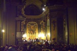 Messe de minuit à la Cathédrale Sainte Réparate