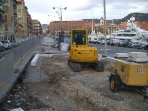 Travaux Quai Papacino