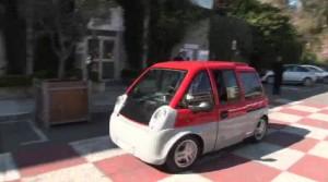 Projet voiture électrique en auto-partage