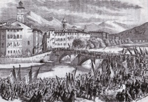 Plébiscite Nice - 1860