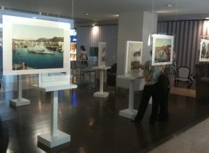 Expositions de photographies de Nice à Nicetoile (avenue Jean-Médecin)