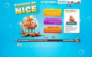 Carnaval de Nice 2011