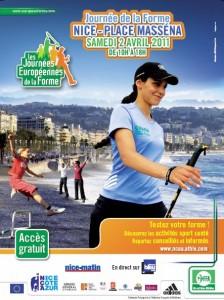 Journée de la Forme samedi 2 avril 2011 à Nice