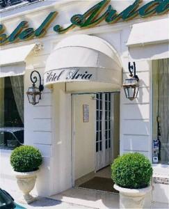 Hôtel Aria - NICE
