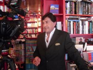 Pascal Marmet sera présent au Salon du Livre du Vieux Village de St Laurent-du-Var