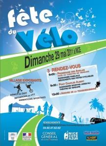 fête du vélo 2011 à Nice