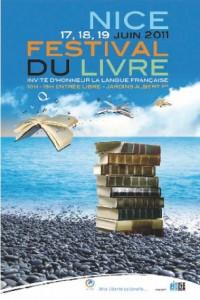 Festival du livre 2011 de Nice