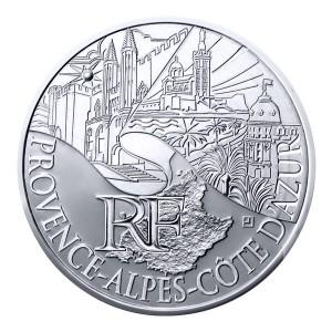 L'Euro de Provence-Alpes-Côte d'Azur 2011