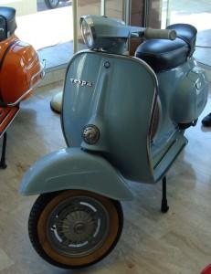 Vespa des années 60