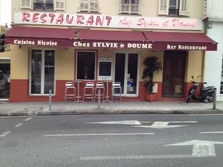 Chez Sylvie & Doume 63 avenue du Ray à Nice